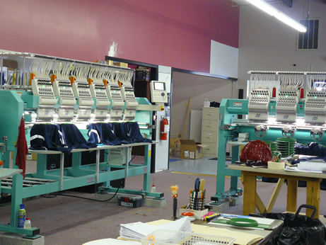 Embroidery Shop